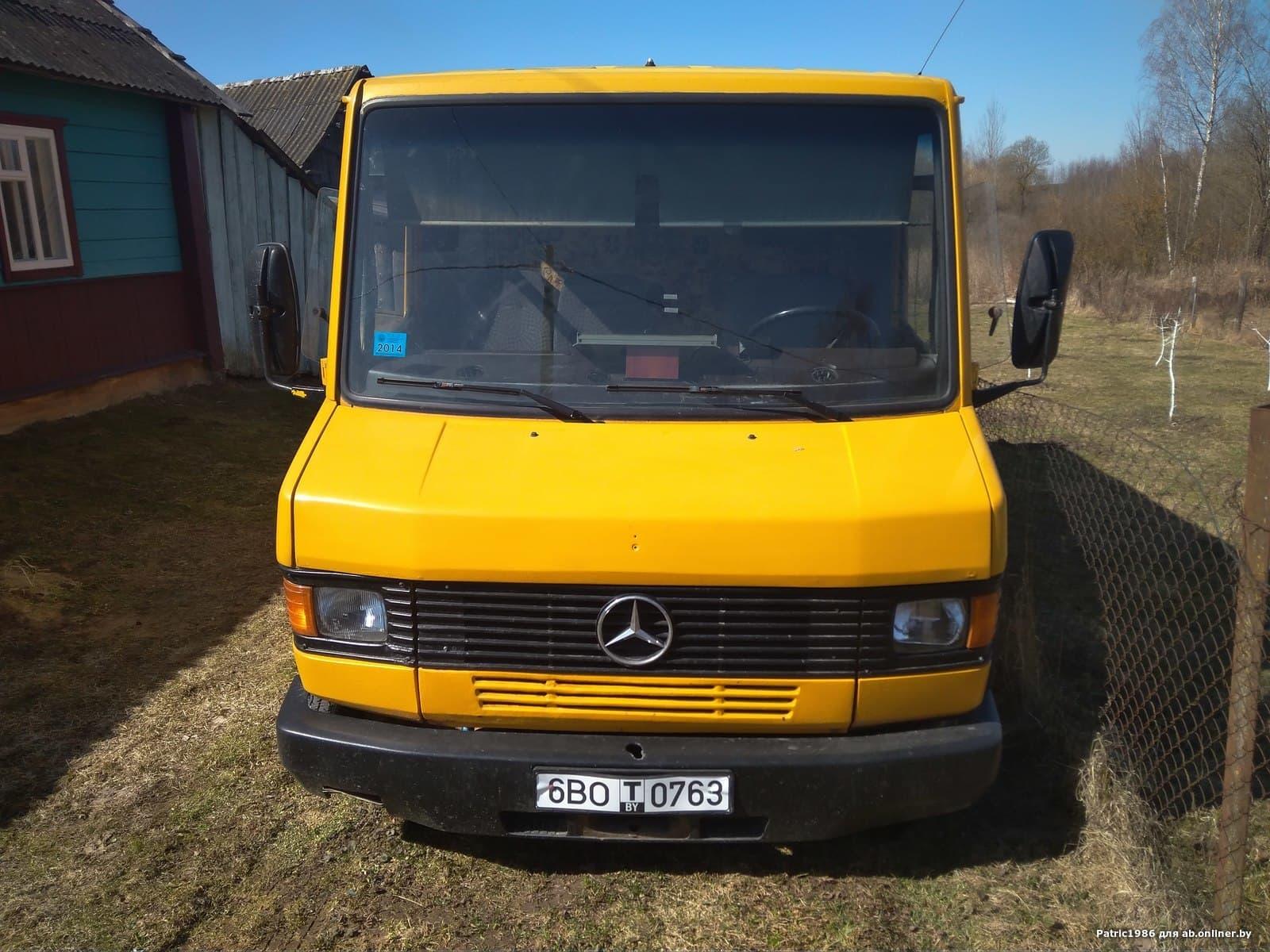 Mercedes T2 508