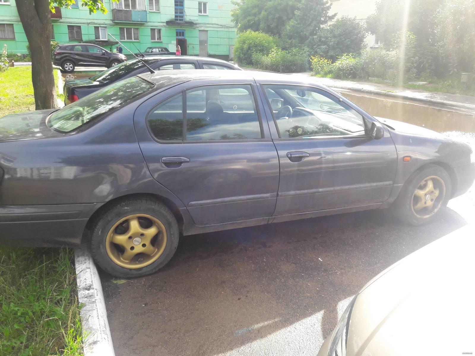 Nissan Primera Slx