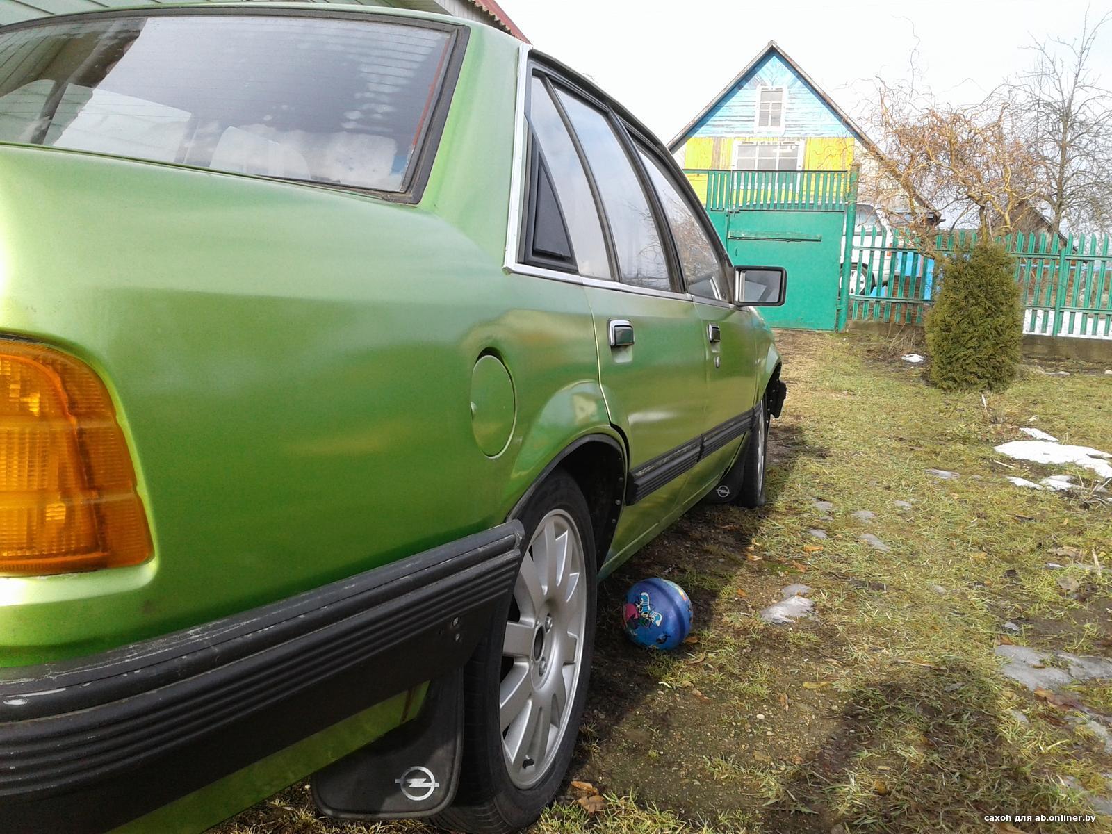 Opel Rekord Е
