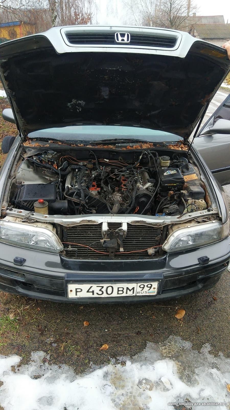 Honda Legend KA7