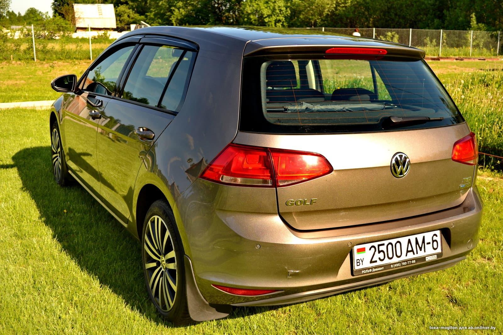Volkswagen Golf 1,2 TSI