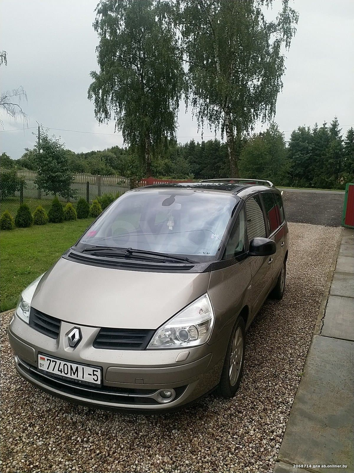 Renault Grand Espace 25th