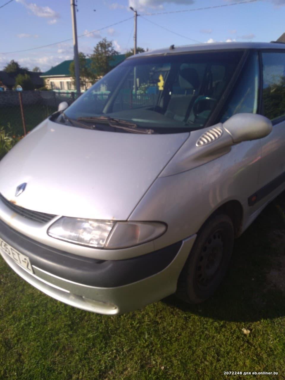 Renault Espace 3
