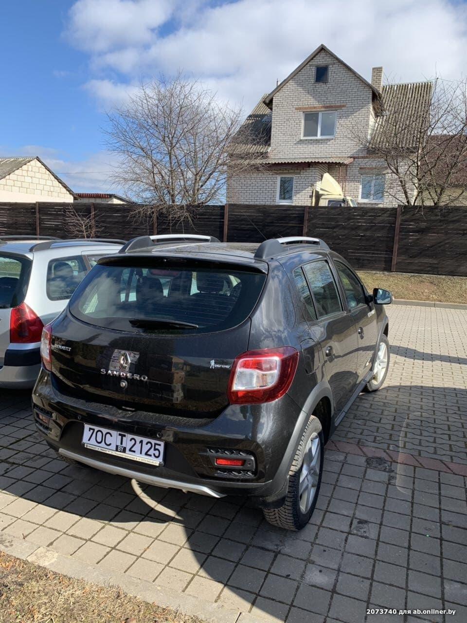 Renault Sandero Stepwey
