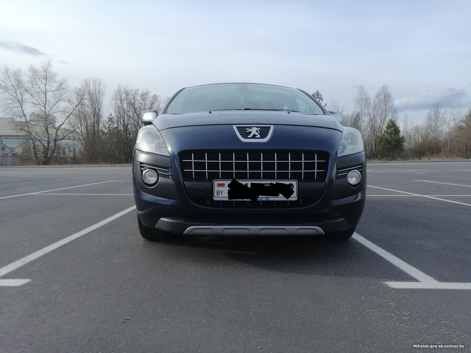 Peugeot 3008 156 ТНР