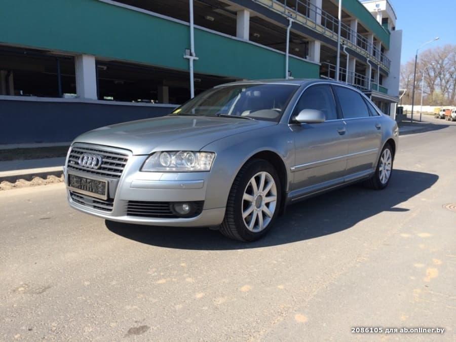 Audi A8 НДС-20%