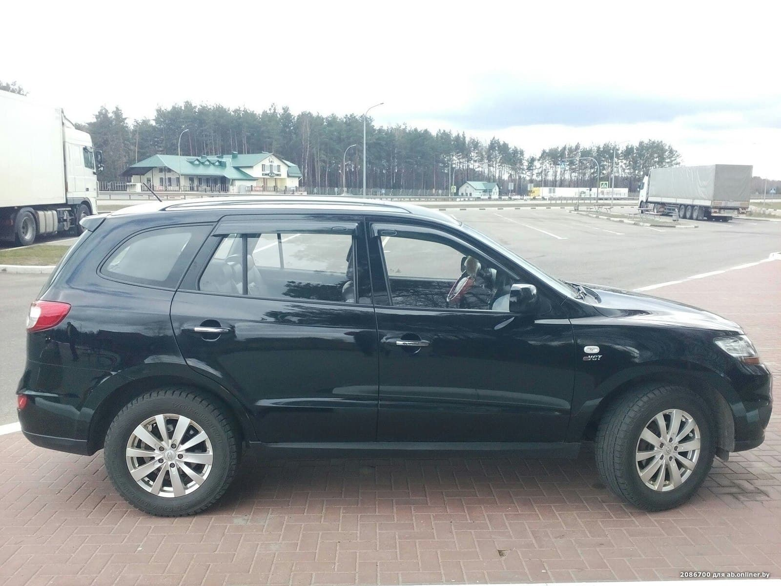 Hyundai Santa Fe MLX