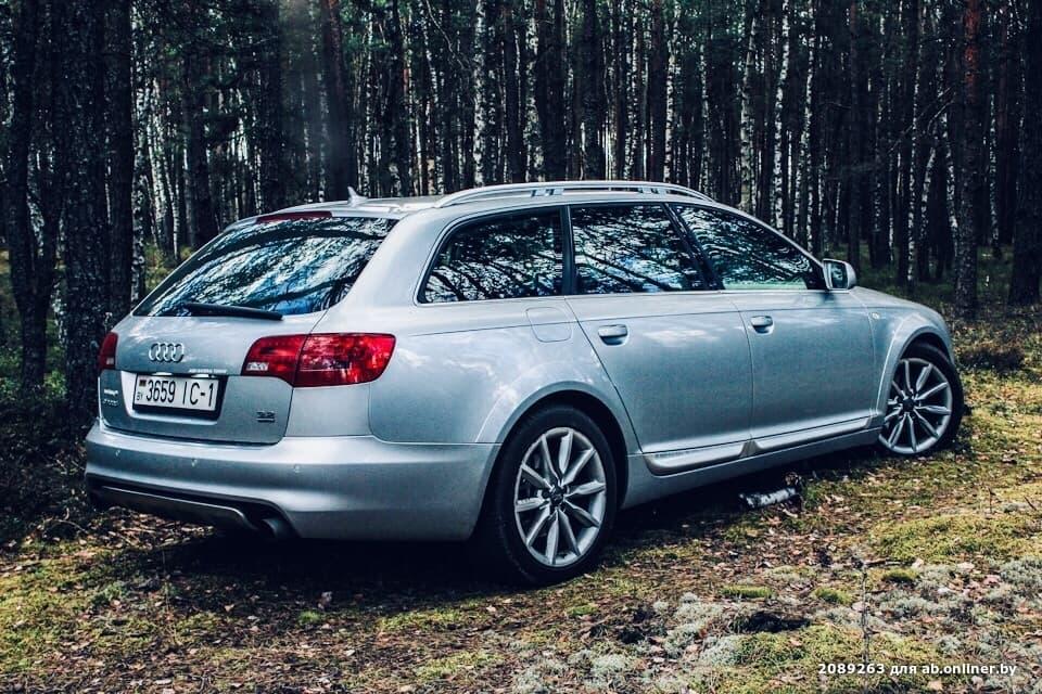 Audi A6 Allroad 3.2 Fsi