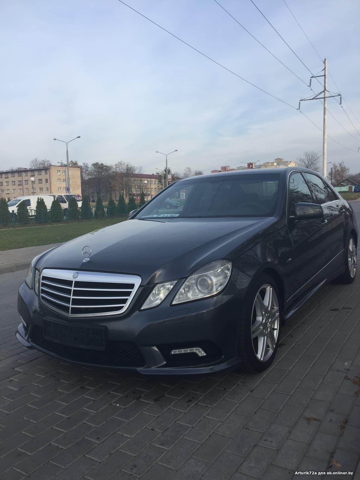 Mercedes-Benz E220 W212