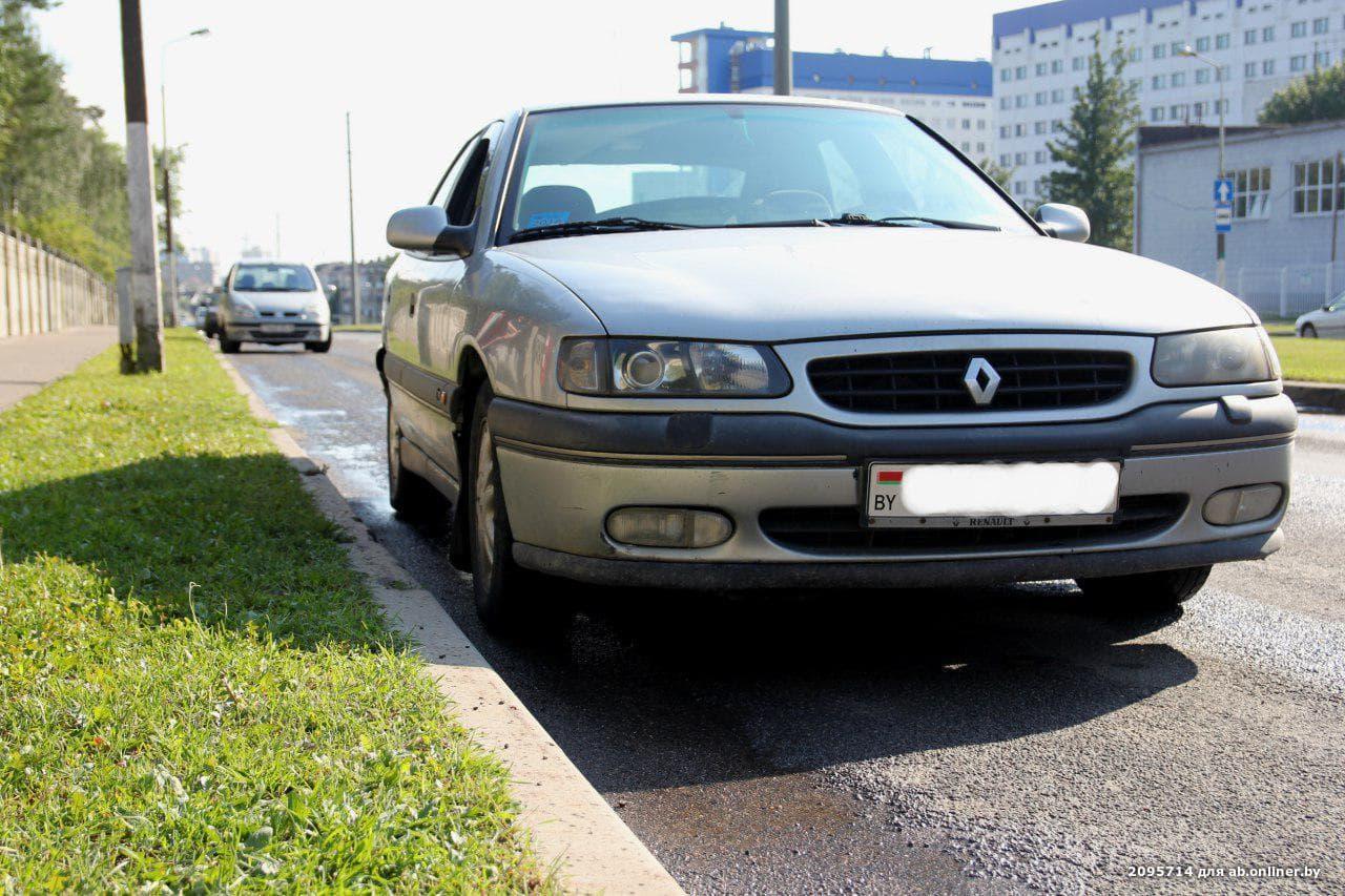 Renault Safrane DTi