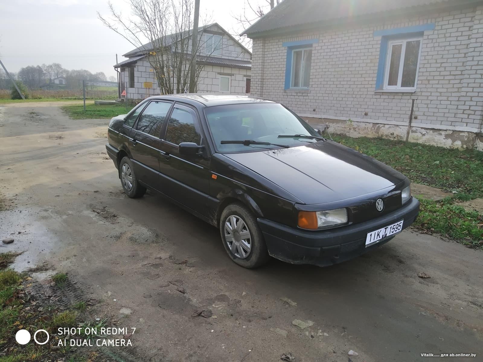 Volkswagen Passat Arivia