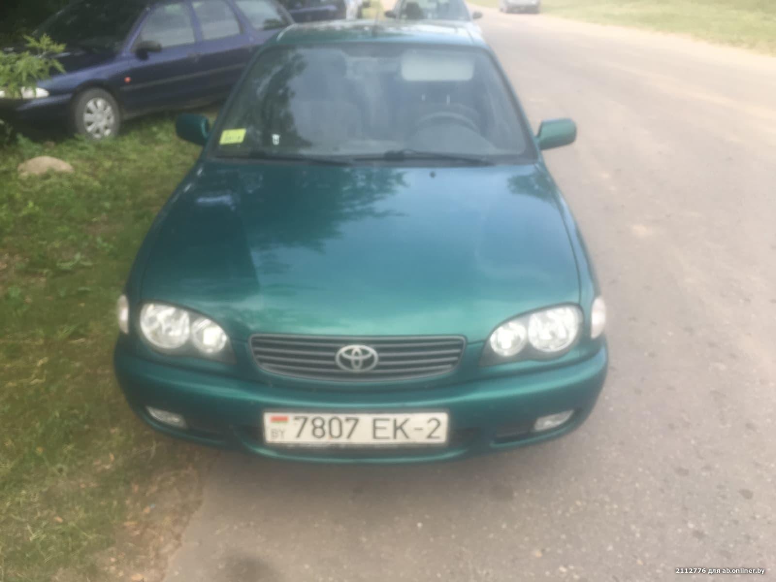Toyota Corolla VVTI