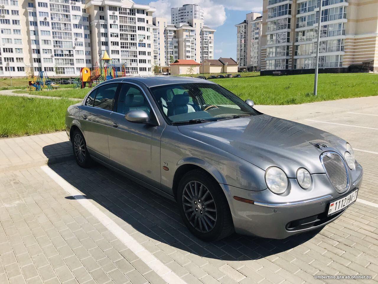 Jaguar S-Type V6