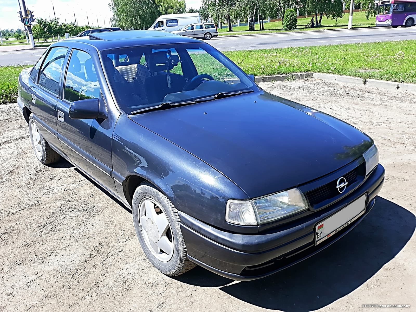 Opel Vectra А (CDX)