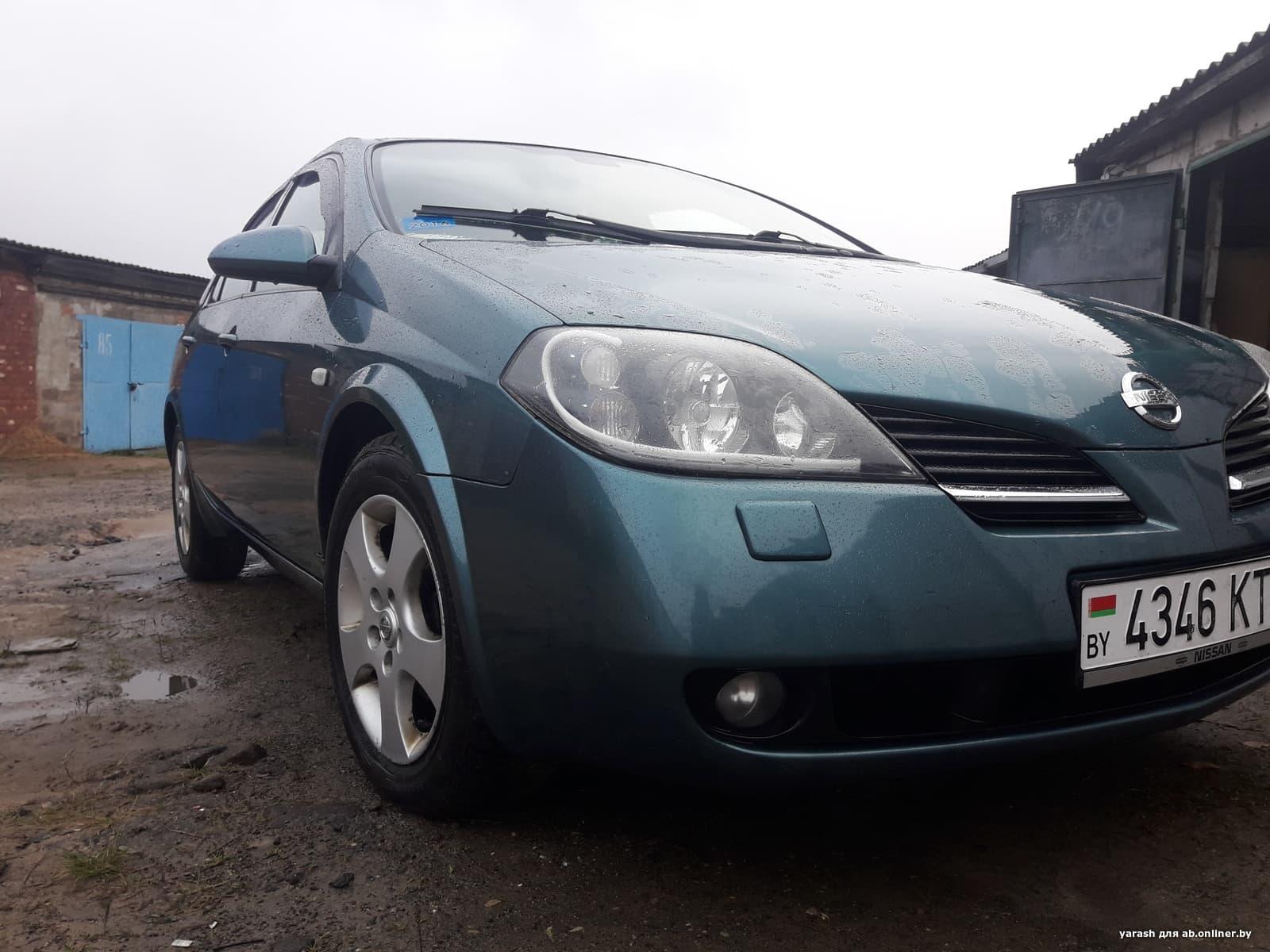 Nissan Primera tdi