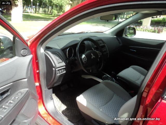 Mitsubishi ASX 2.0 4x4 AWD
