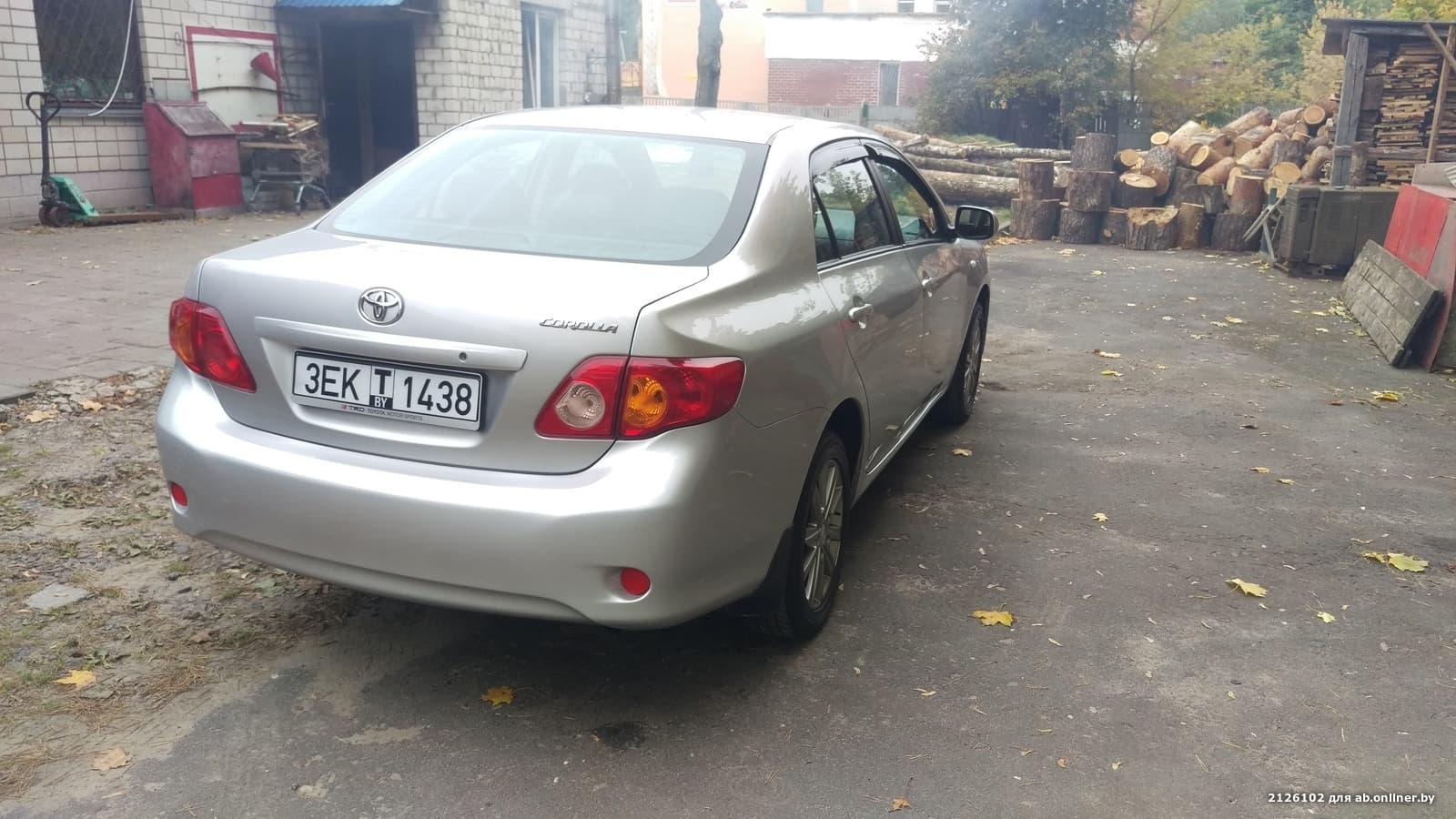 Toyota Corolla jtnbv58e90j059996
