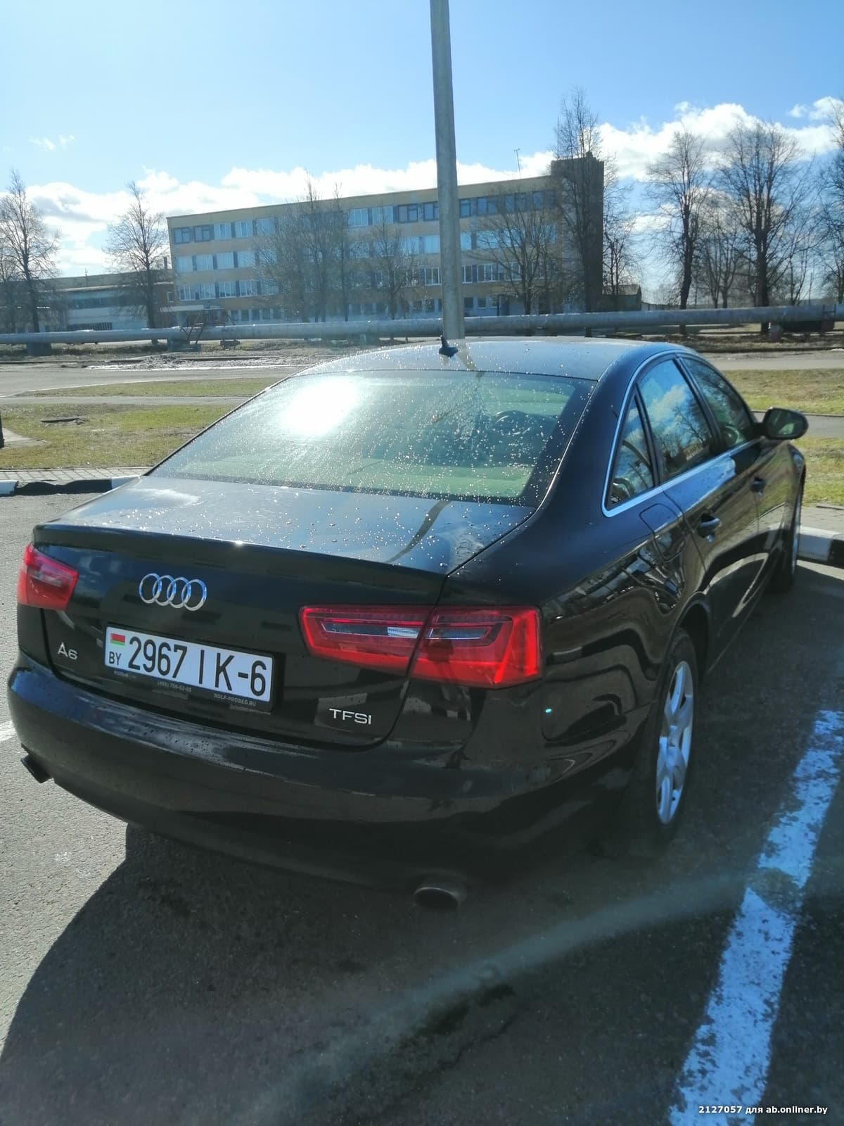 Audi A6 C7 TFSI