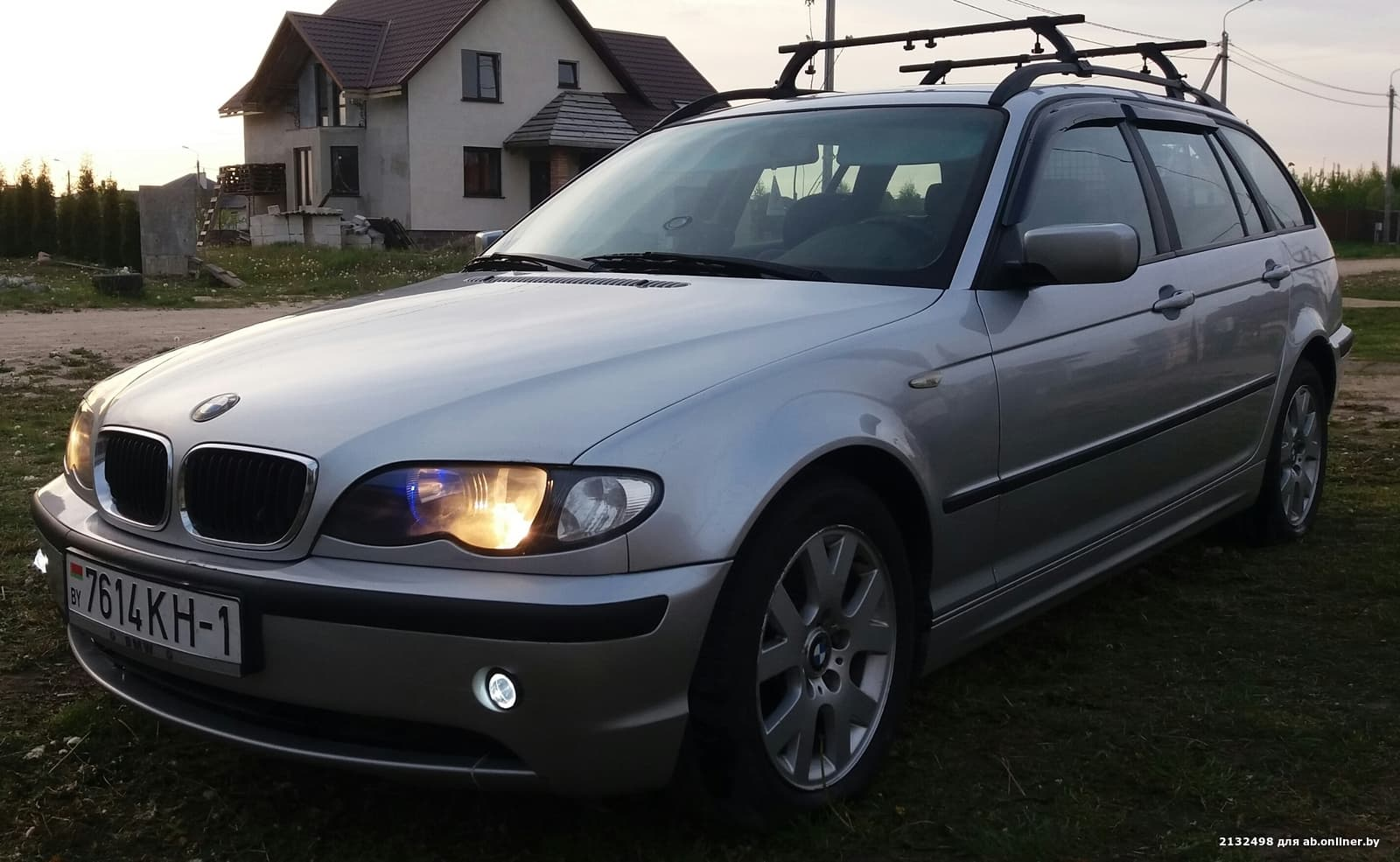 BMW 320 Е 46