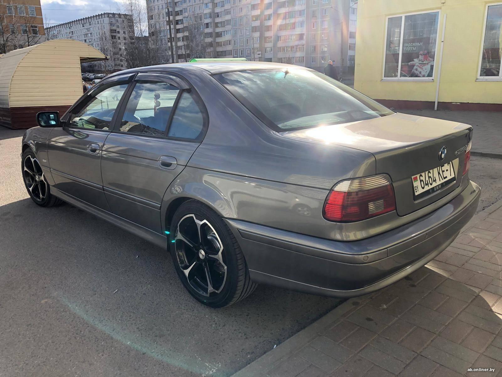BMW 525 Individual