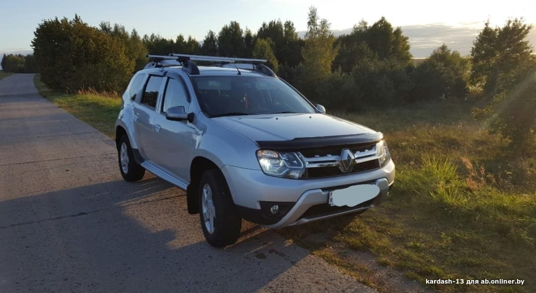 Renault Duster Luxe