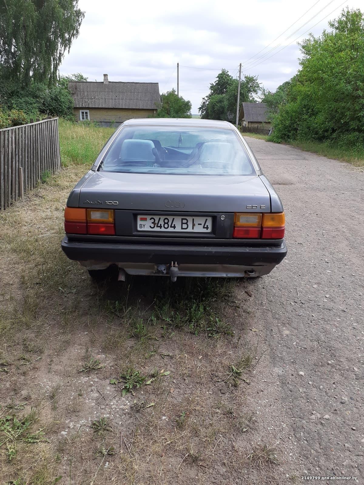 Audi 100 СL