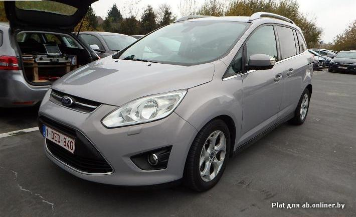 Ford C-Max Trend VIF Pack