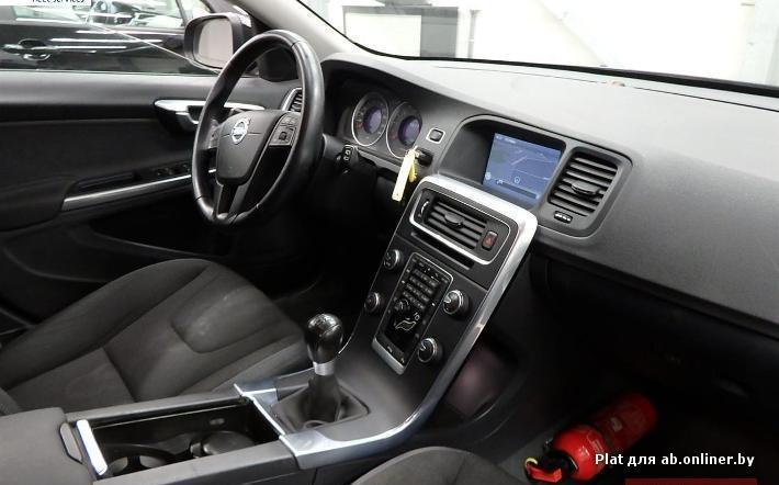 Volvo V60 D 115pk DRIVe Kinetic