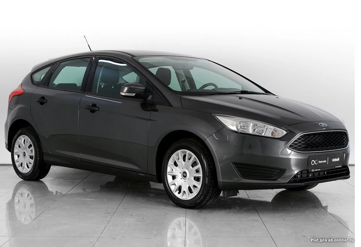 Ford Focus WHITE & BLACK