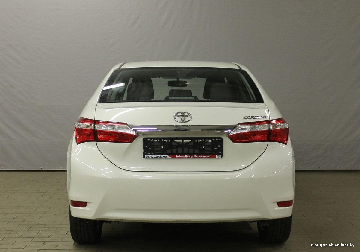 Toyota Corolla Комфорт