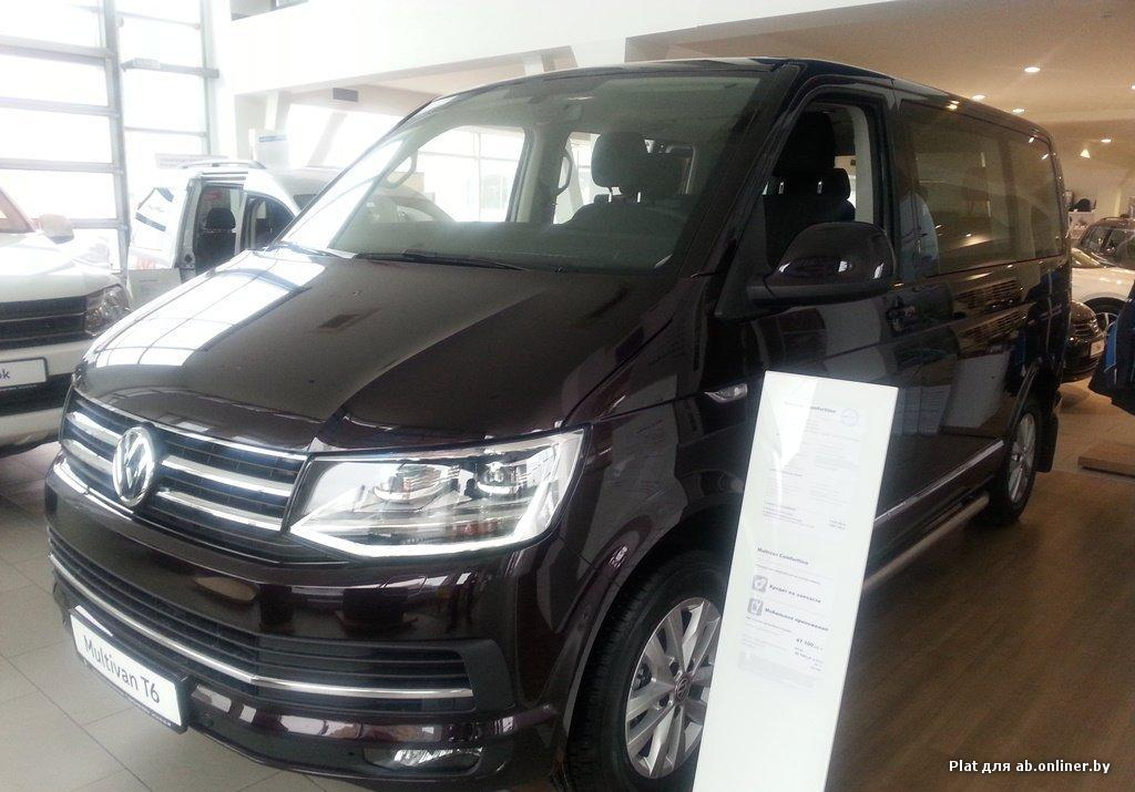 Volkswagen T6 Multivan Highline