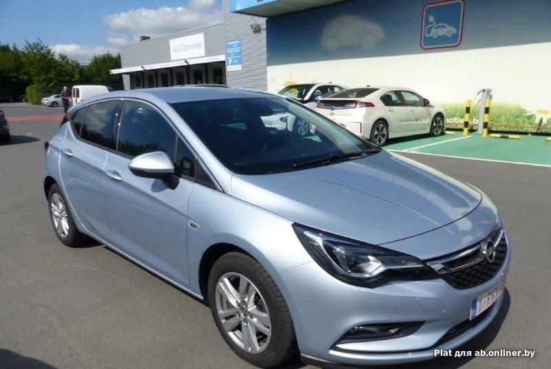 Opel Astra 1.0 Turbo ECOTEC Innovation St