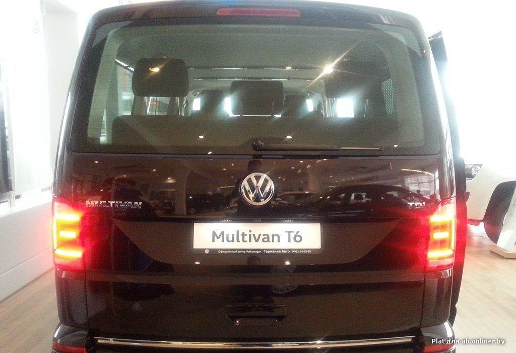 Volkswagen T6 Multivan Highline