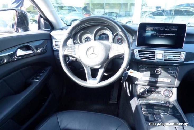 Mercedes-Benz CLS250 BlueTEC