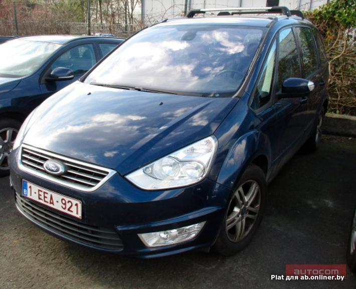 Ford Galaxy ECONETIC 115PK/CV NAVI