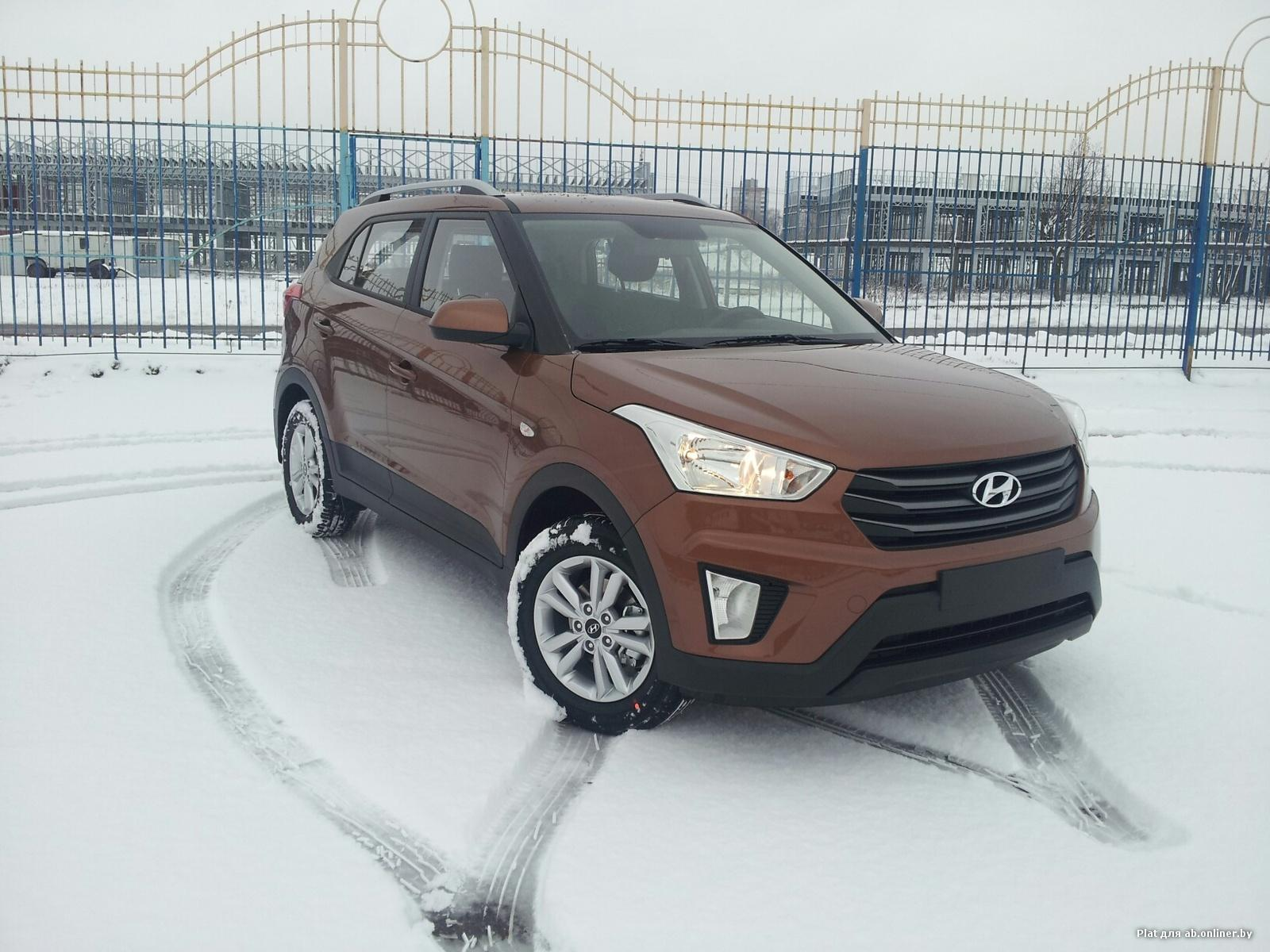 Hyundai Creta Elegance-Advanced