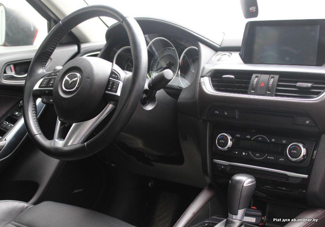 Mazda 6 Supreme  Plus