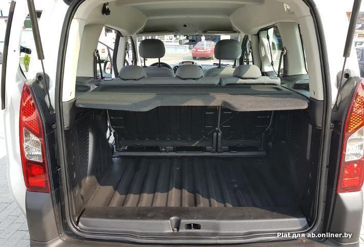 Peugeot Partner 1.6HDI 112PK/CV