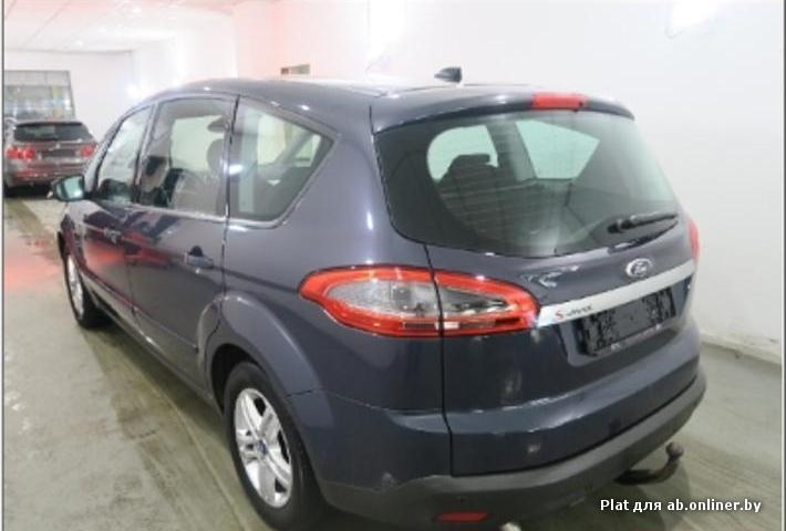 Ford S-Max TDCi 115pk Econetic Trend Ince