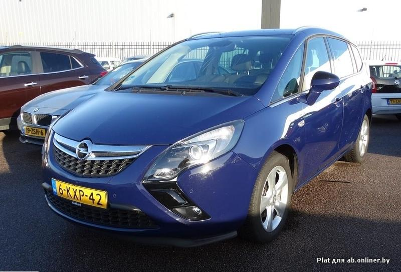 Opel Zafira Business+