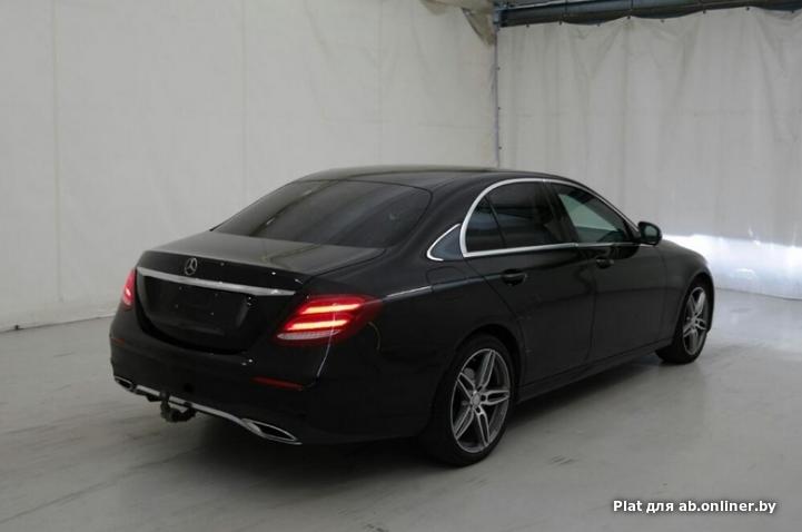 Mercedes-Benz E220 D 9G-TRONIC