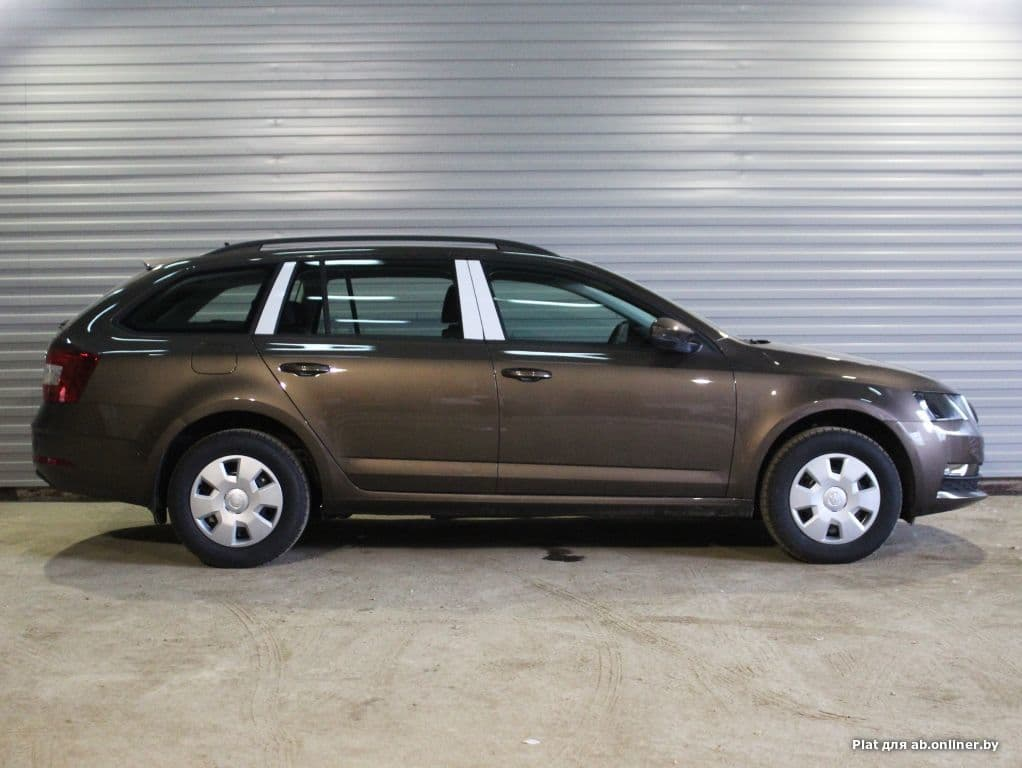Skoda Octavia Active 1.6 AT