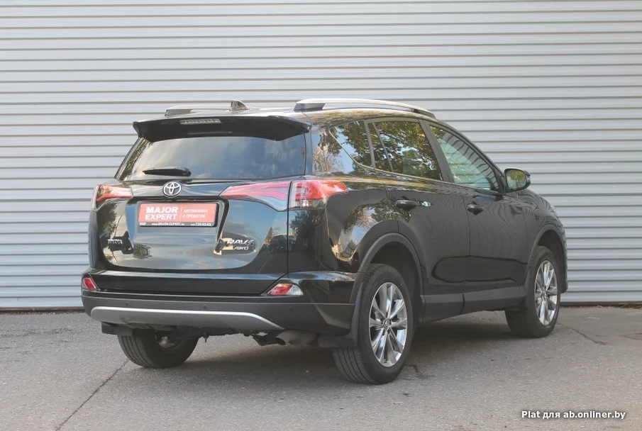 Toyota RAV4 Prestige Safety