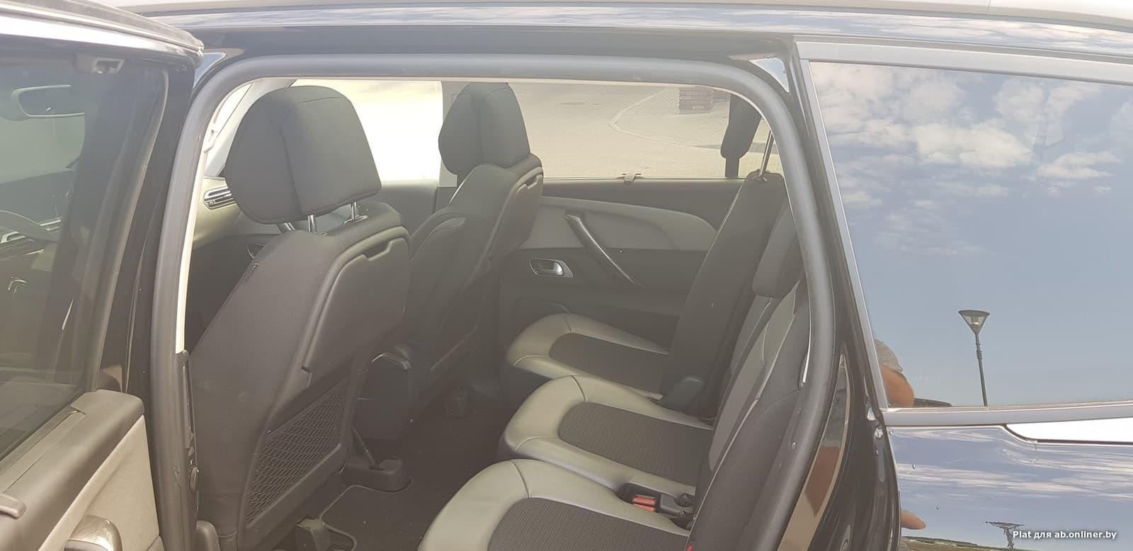 Citroen C4 Grand Picasso AUTOMAT EXCLUSIVE