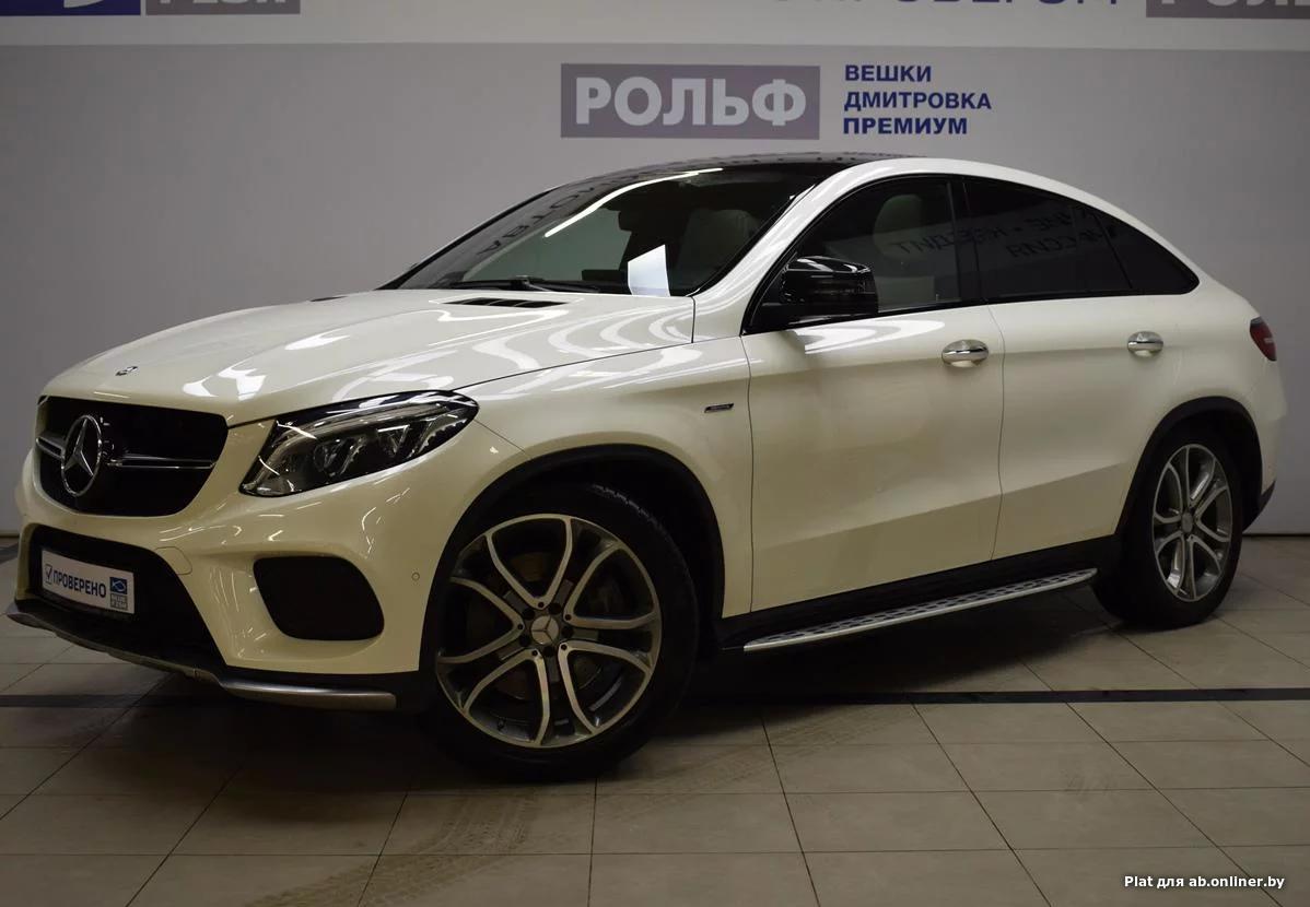 Mercedes GLE400