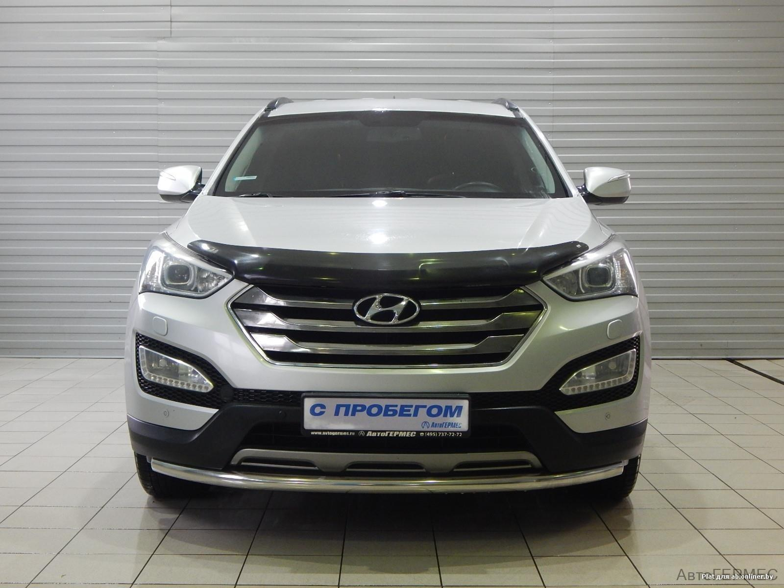 Hyundai Santa Fe 2.2 CRDi High-Tech AT 4WD