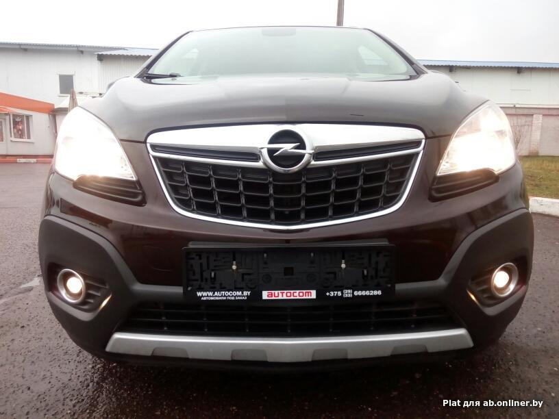 Opel Mokka 1.8 Enjoy