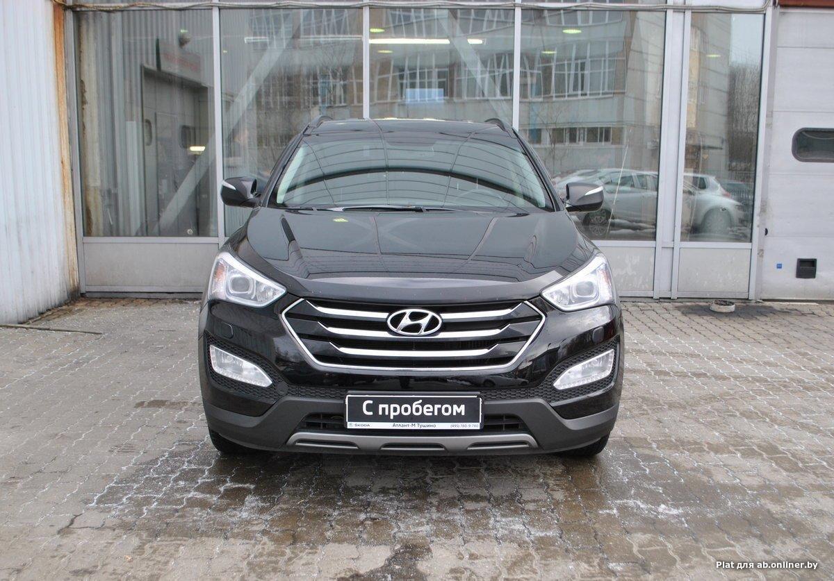 Hyundai Santa Fe 2.2 CRDi High-Tech AT 4WD