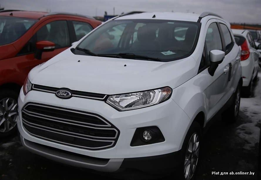 Ford EcoSport Titanium Plus