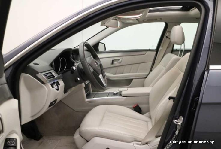 Mercedes-Benz E200 BlueTEC Avantgarde Aut. 5d